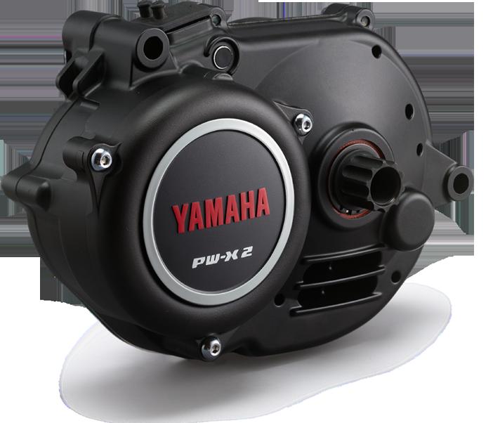 Yamaha PW-X2 Motor