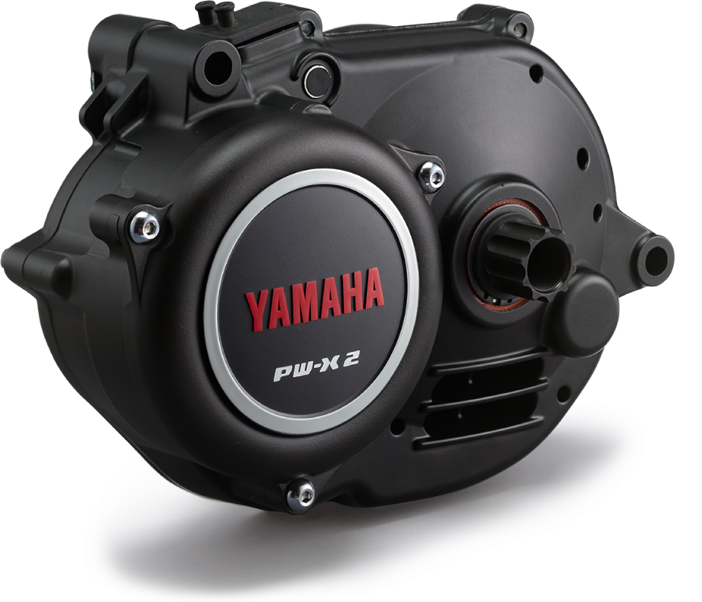 Yamaha PW-X2 Engine