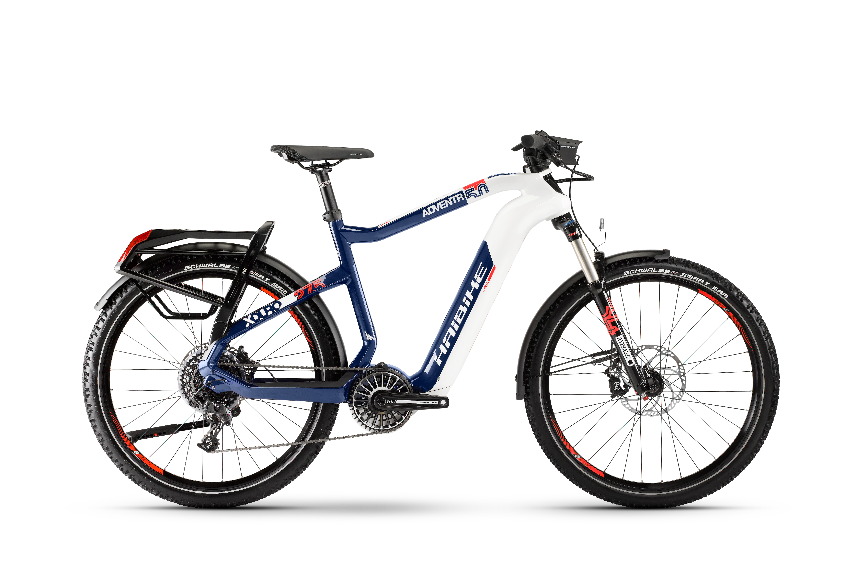E-Bike Tuning für Haibike Flyon mit TQ HPR 120S HMI 2019 2020 tatsächliche km//h