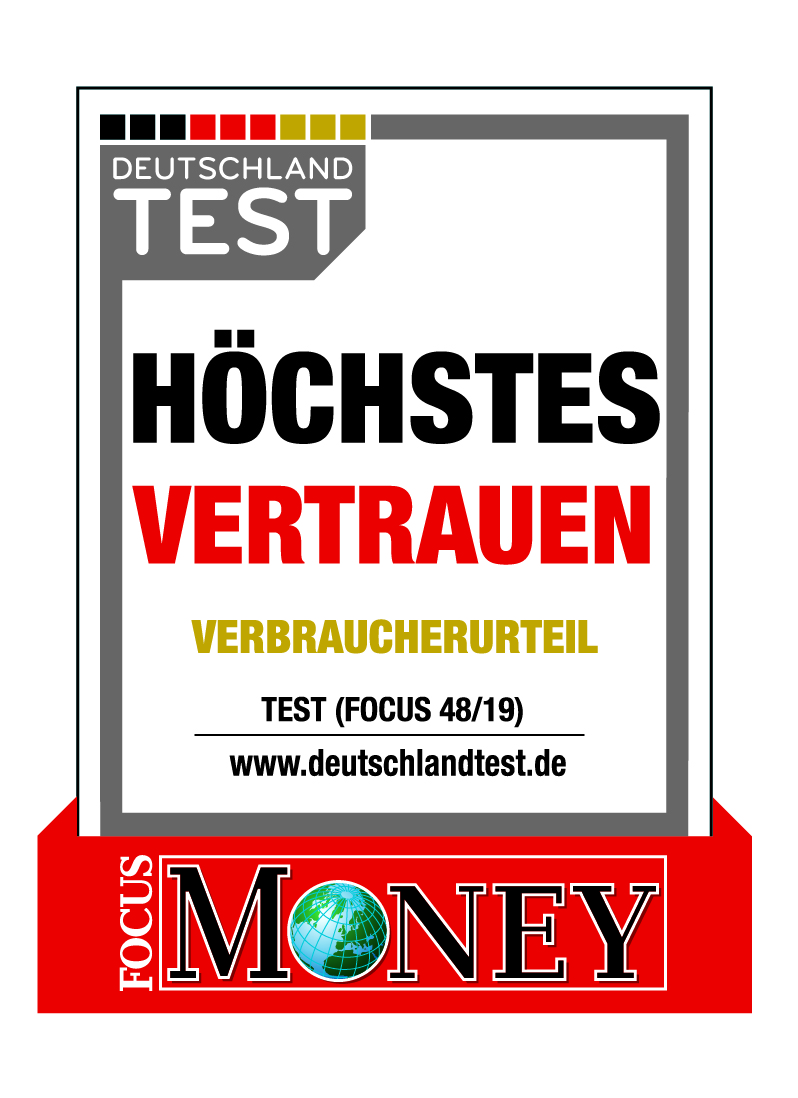 German test seal Highest Confidence