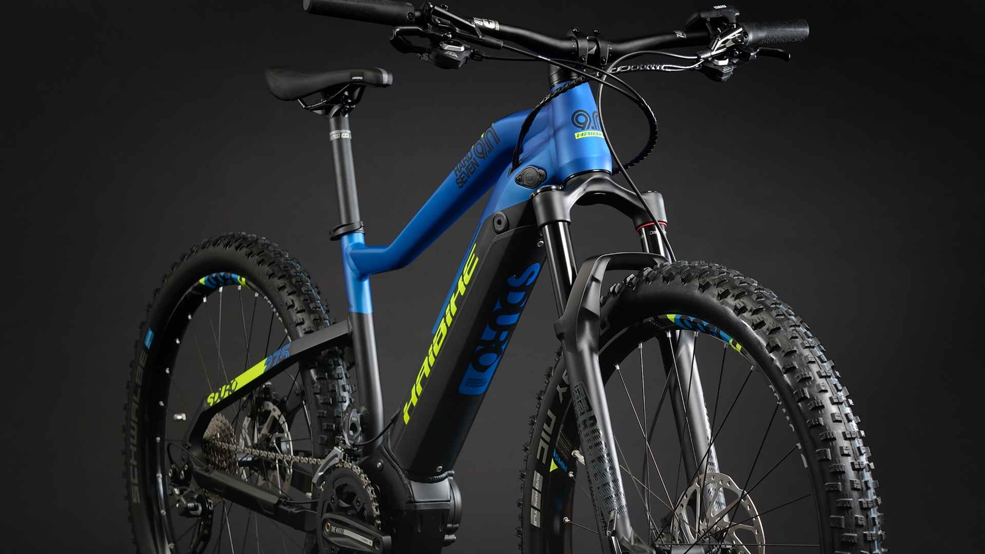 Haibike Sduro Hardseven-Sporty mountain bike for everyday life