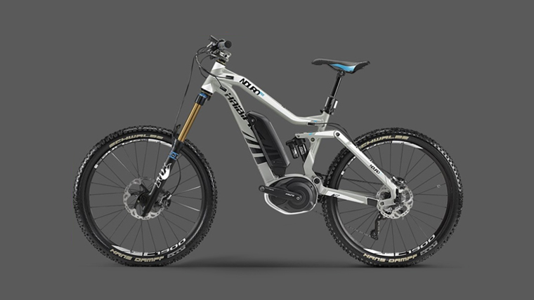 Haibike Nduro 10.0 first electric Enduro eMTB