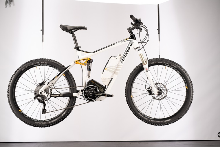 ANCESTOR OF ALL eMTBs: THE HAIBIKE eQ XDURO