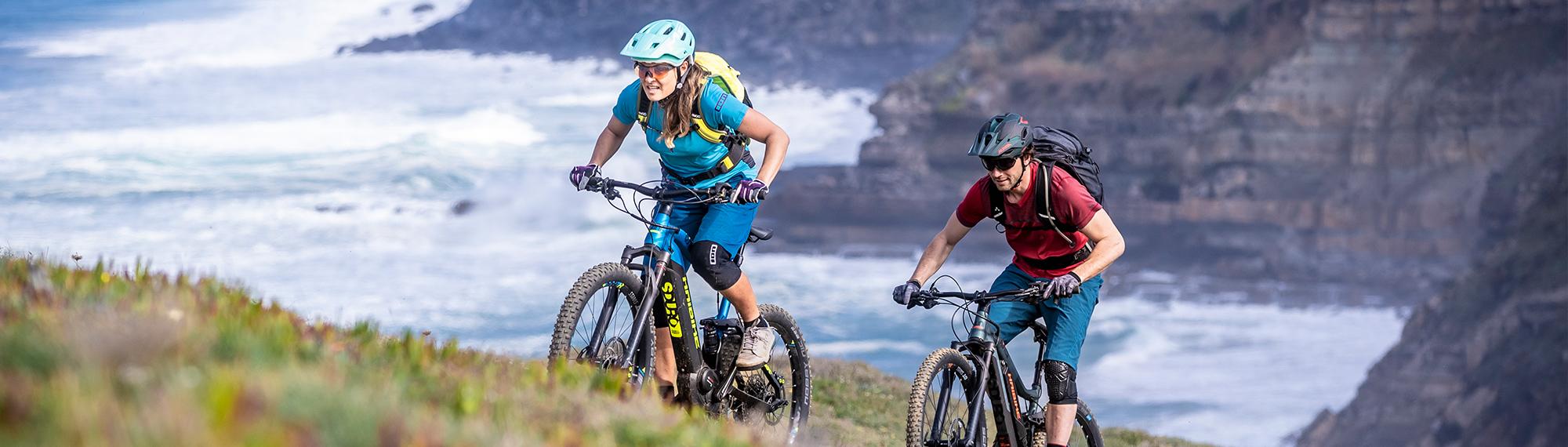 Electric Trail Bikes