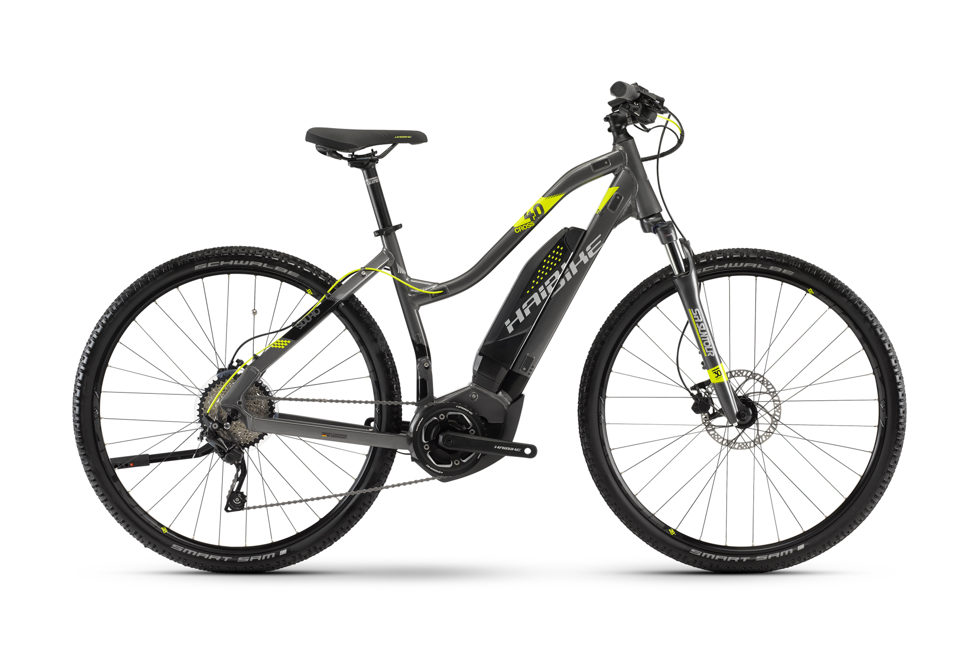 Haibike Sduro Cross 4.0 Womens