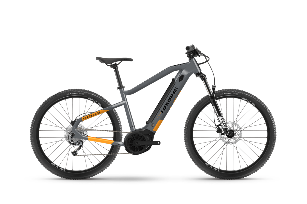 Haibike MY21 HardSeven 4 electric mountain bike product image