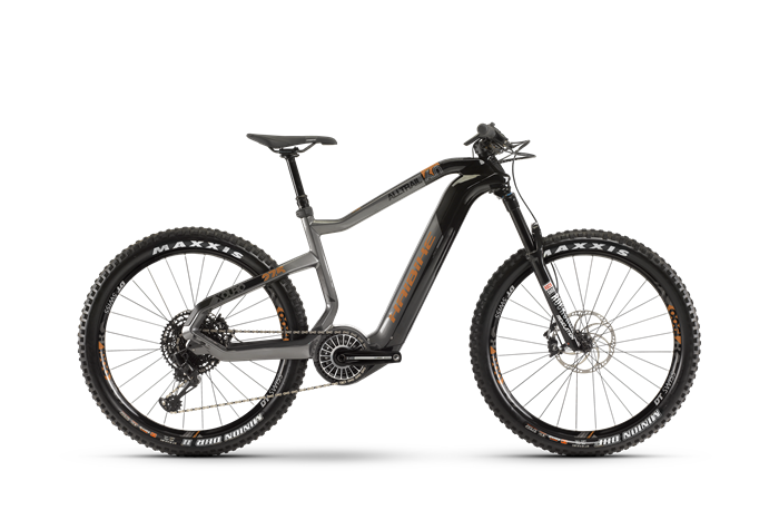 Haibike Flyon XDURO AllTrail 6.0 product image on white background