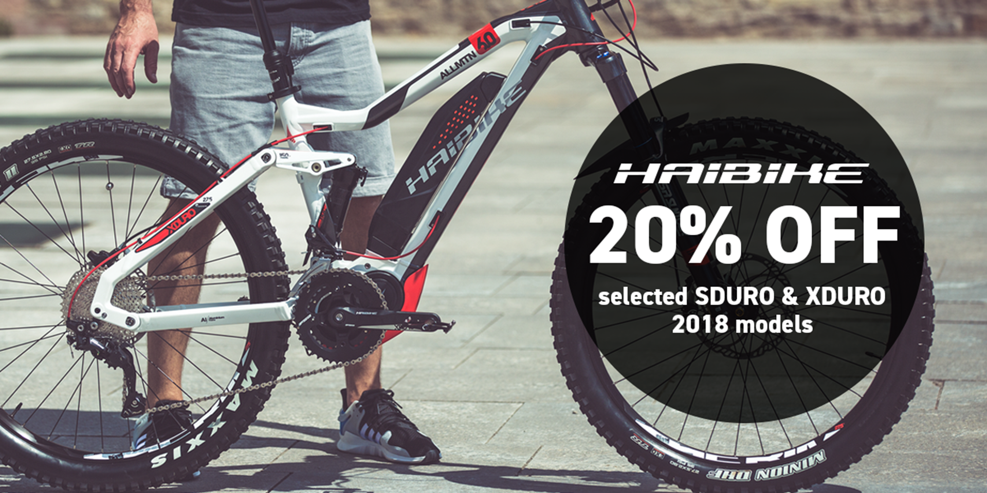 Haibike Sale Promotion