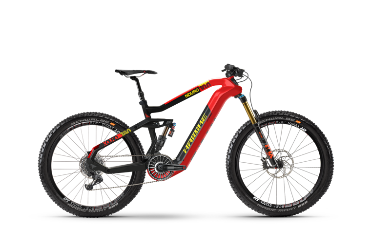 Haibike FLYON model overview