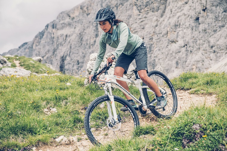 Haibike Hardseven Life Mountain bikes for sporty women